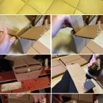 آموزش ساخت باکس دیواری