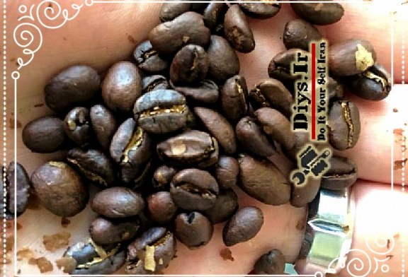 روش بو دادن قهوه در منزل