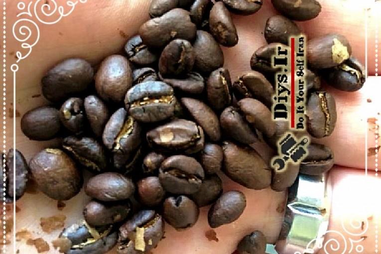 آموزش بو دادن قهوه