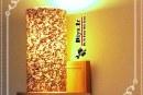 ساخت چراغ دیواری دکوراتیو