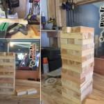 چوبی اسباب بازی