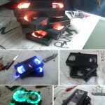 ساخت لامپ دکوراتیو